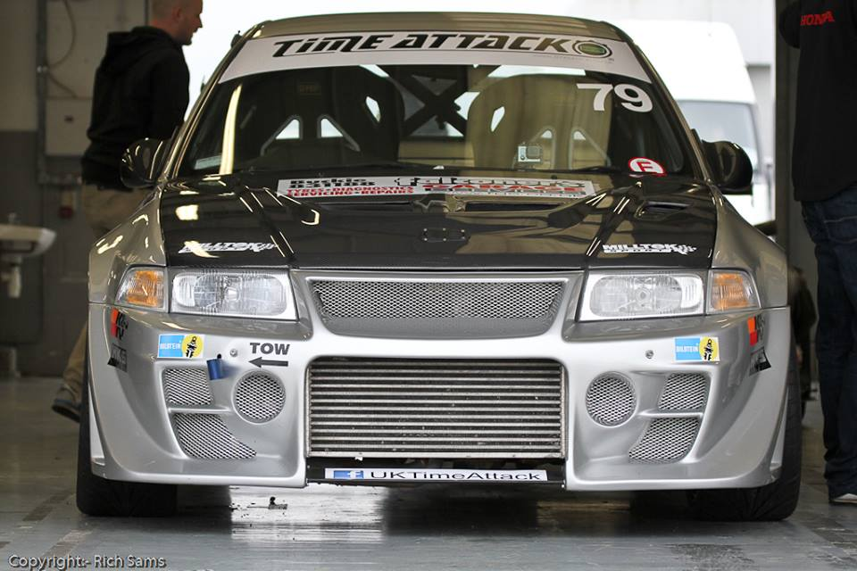 Eric Holmes Time Attack