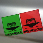 got-aero-green-red-sticker