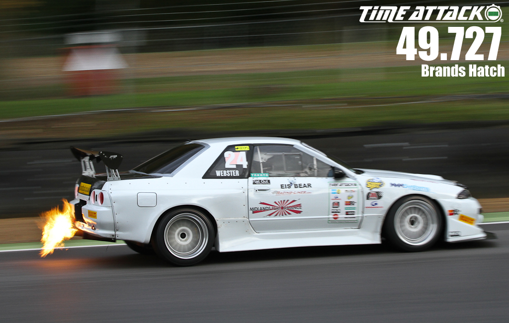 Roger Clark Subaru >> Pro Classes Brands Hatch (Rd.6) : Quickest Times - Time Attack® - It's not racing... It's Time ...
