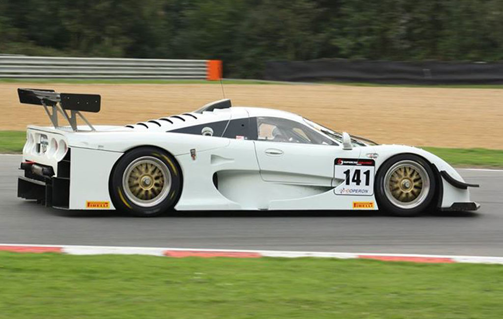 Mosler To Debut At Brands Hatch Time Attack 174 It S Not