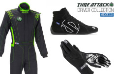 Time Attack Race Suit by Sparco