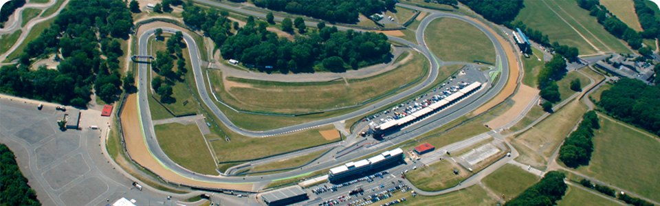 Brands Hatch map