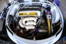 SVA engine Oulton