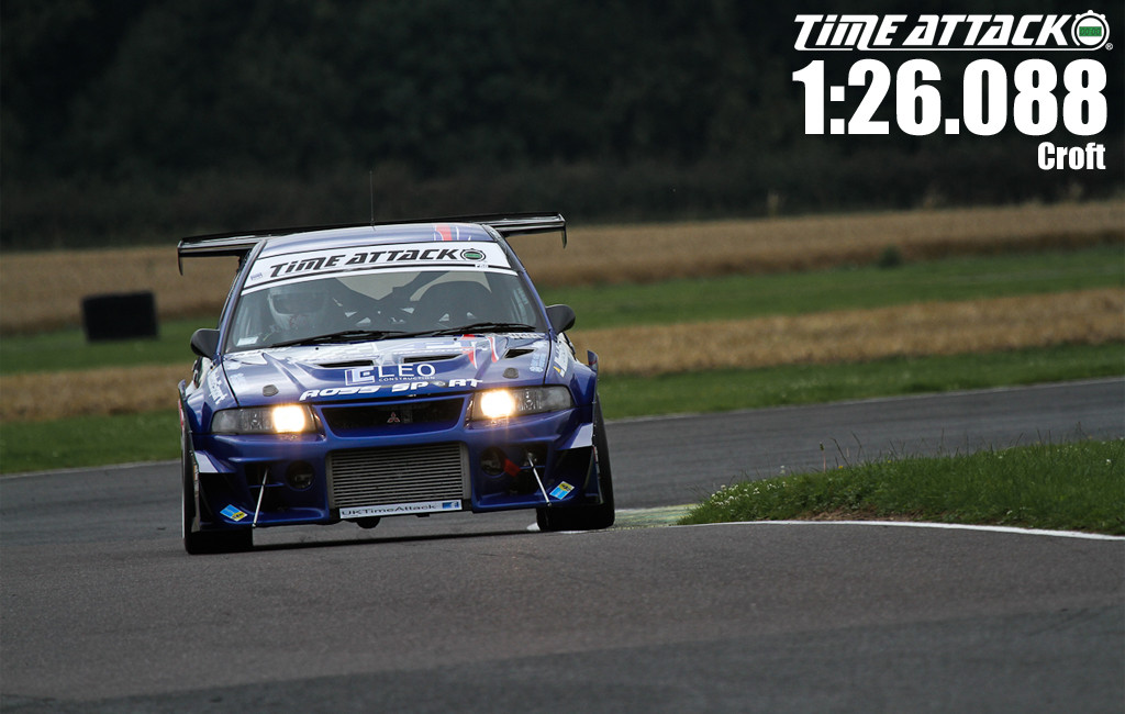 Event Report  Croft Rd5 Pro  Time Attack  Its not racing