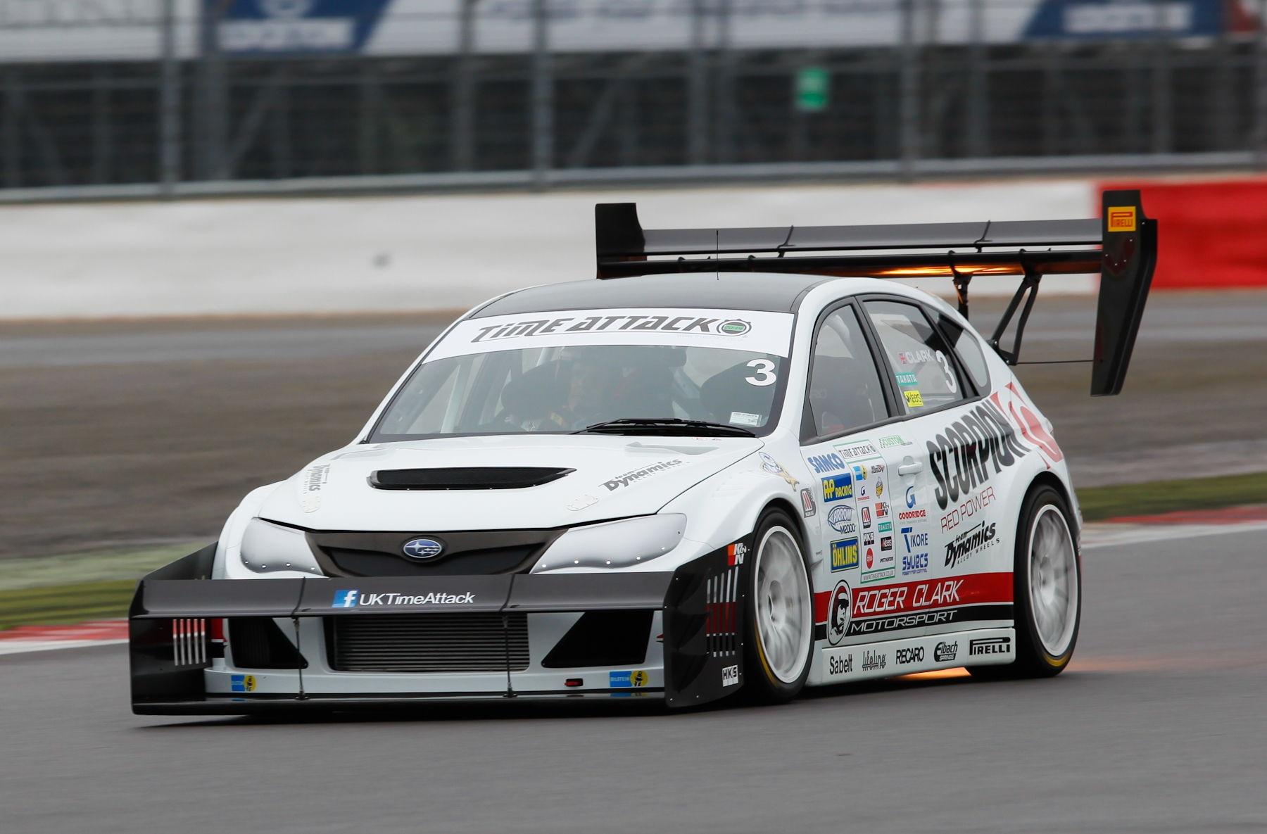 Scott Clark Nissan >> Round 2 Preview : Knockhill - Time Attack® - It's not ...