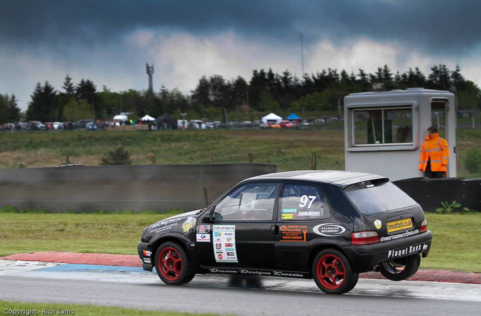 Stewart Summers Time Attack